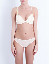 Bodas Sheer Tactel padded bra