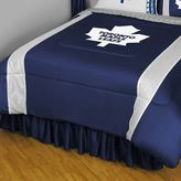 Samsonite Toronto Maple Leafs Sidelines Comforter - Queen
