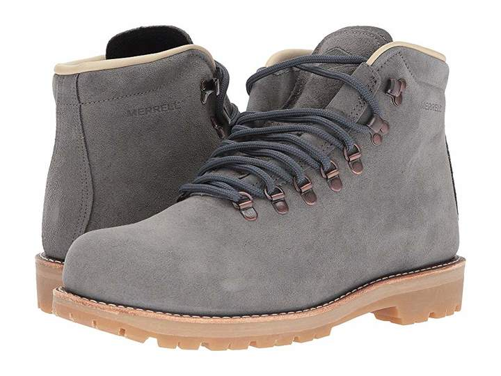 Merrell Wilderness USA Suede Men's Cold Weather Boots