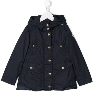 Moncler Enfant Hooded Parka
