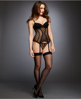 L'Agent by Agent Provocateur Rosalyn Basque Bustier L003-25