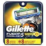 Gillette Fusion5 ProGlide Men's Razor Blades 8 Refills - Packaging May Vary