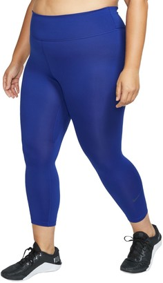 Nike Women's Plus Size All-In Training Crop Pants