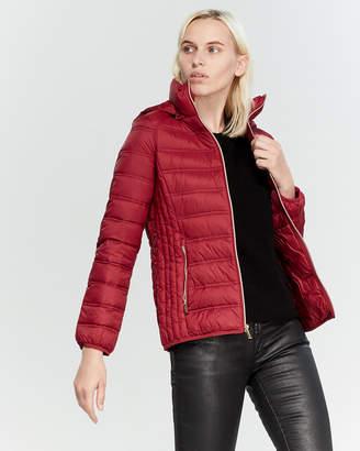MICHAEL Michael Kors Mulberry Packable Short Jacket