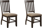Signature Design by Ashley Dresbar Set of 2 Side Chairs