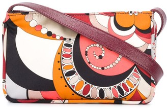 Emilio Pucci Pre-Owned 2000s Abstract Print Mini Bag