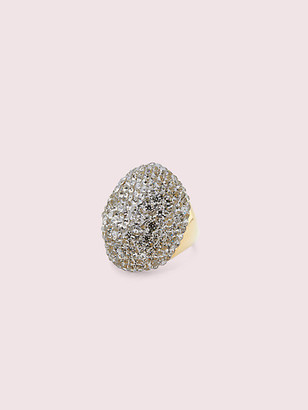 Kate Spade Mood Ring Clay Pave Ring