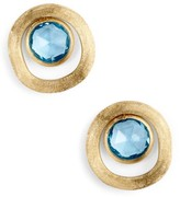 Marco Bicego Women's Jaipur Semiprecious Stone Stud Earrings