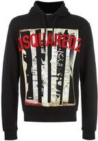 DSQUARED2 Dean hoodie - men - Cotton - XL