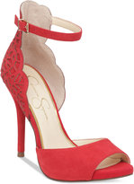 Jessica Simpson Bellona High-Heel Evening Sandals