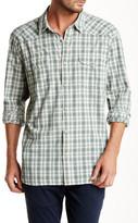 Lucky Brand Plaid Long Sleeve Regular Shirt