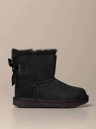 UGG Mini Bailey Bow Ii Ankle Boot With Bow