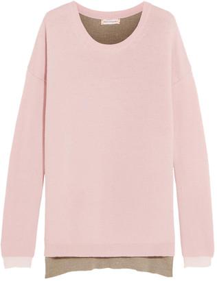 Chinti and Parker Pink Wool Knitwear