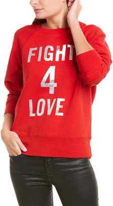 Zadig & Voltaire Upper Foil Sweatshirt