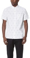 Paul Smith Dancing Dice Print Shirt