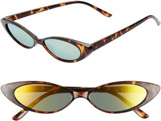 Rad + Refined Oval Sunglasses