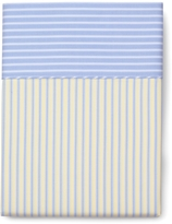 Brooks Brothers Stripe Full Flat Sheet