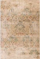 Asstd National Brand Damask Rectangular Rug