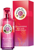 Roger & Gallet Gingembre Eau Fraiche Fragrant Water, 100ml