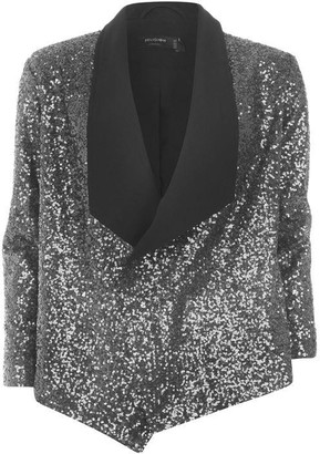 Religion Sequin Jacket Womens