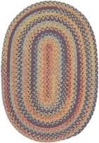 Colonial Mills RU20SAMPLE Rustica Braided Rug