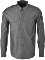 Pretty Green Milstead Paisley Shirt Grey