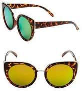 Fantas-Eyes 55MM Cat Eye Sunglasses
