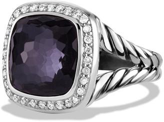 David Yurman 11mm Albion Ring with Diamonds