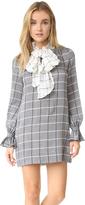 Rachel Zoe Aspen Tie Neck Dress