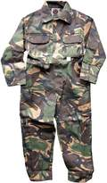 WWK / WorkWear King Boy's Kids Childrens Boilersuit Coveralls Overalls (Size 26, 5-6 Years, )