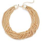 Natasha Lobster Clasp Strand Necklace