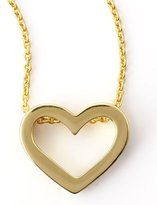 Roberto Coin 18k Yellow Gold Heart Necklace