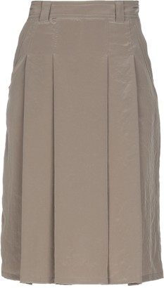IRIE WASH Knee length skirts