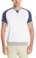 U.S. Polo Assn. Men's Baseball Crew T-Shirt