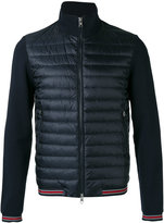 Moncler padded bomber jacket - men - Cotton/Polyamide - L