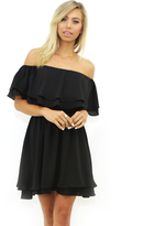 Amanda Uprichard Clementine Dress in Black