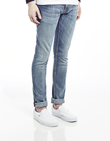 Nudie Jeans Tight Long John Pure Blue Jeans