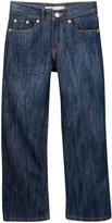 Levi's Straight Leg Slim Fit Jean (Little Boys)
