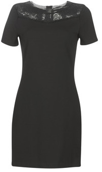 One Step RAMI women's Dress in Black