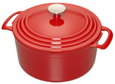 Cooks Enameled Cast Iron Round Dutch Oven