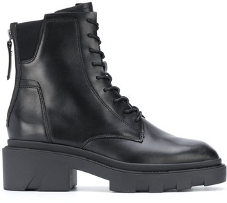 Ash Moody lace-up ankle boots