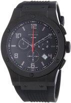 Esprit EL101001S04 - Men's Watch, caucciœ, Black Tone