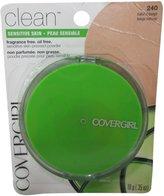 Cover Girl Clean Sensitive Skin Pressed Powder Natural Beige Neutral 240, 10g