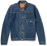 Levi's Vintage Clothing - 1936 Type 1 Distressed Denim Jacket