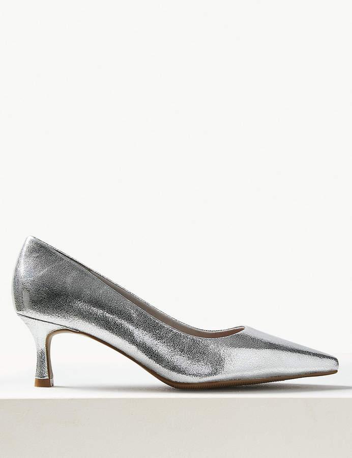 fff6080d3bff3 Ladies Silver Shoes - ShopStyle UK
