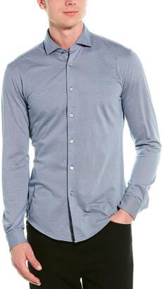 HUGO BOSS Ridley Slim Fit Woven Shirt