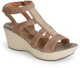 Naot Footwear Women's 'Mystery' Platform Wedge Sandal