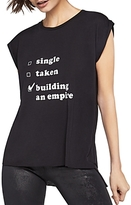BCBGeneration Graphic Muscle Tee
