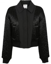 DKNY Quilted Bomber