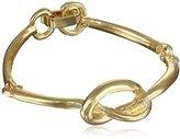 Yochi Knot 14k Gold Plated Bracelet